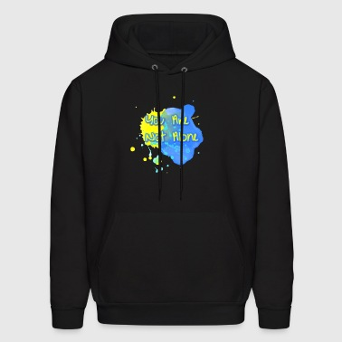 You Are Not Alone - Men's Hoodie