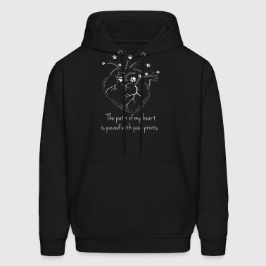 Dog paw-Limited edition - Men's Hoodie