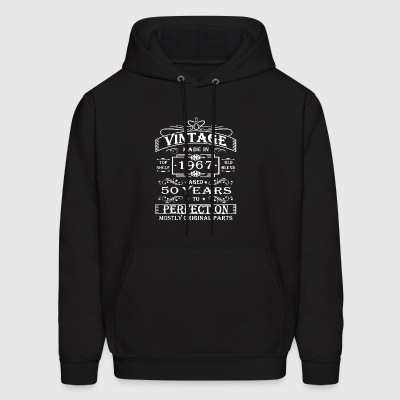 Vintage Age 50 Years 1967 Shirt - Men's Hoodie