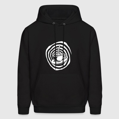 Sunken Place Teacup - Men's Hoodie