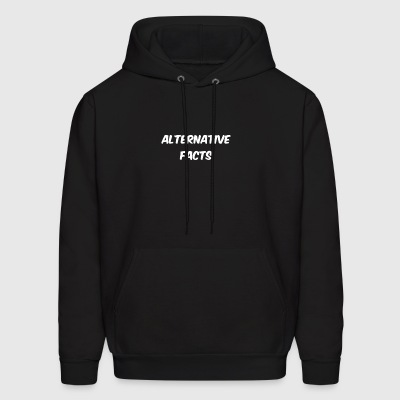 Alternative Facts by Basement Mastermind - Men's Hoodie