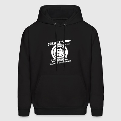 Marcus Munitions - Men's Hoodie