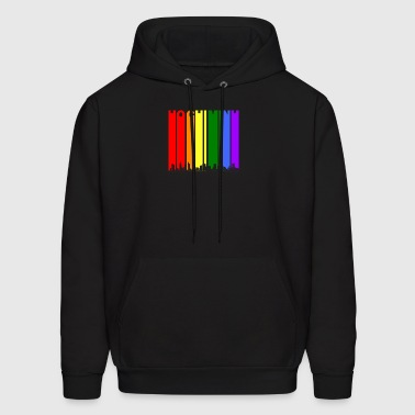 Ho Chi Minh Skyline Rainbow LGBT Gay Pride - Men's Hoodie