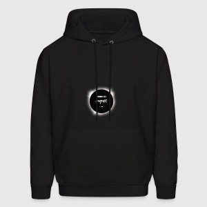 I saw TotalityTotal Solar Eclipse.August Birthday. - Men's Hoodie