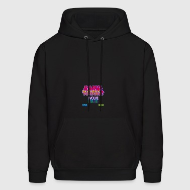 DON T SUPPORT SLAVERY AND TORTURE. GO VEGAN. - Men's Hoodie