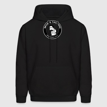Moe s Tavern Springfield USA The Simpsons - Men's Hoodie