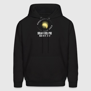 Total Solar Eclipse August 21 2017 T-Shirt - Men's Hoodie