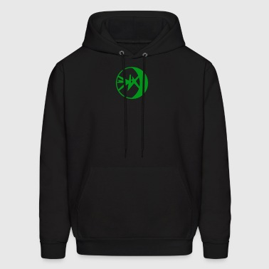 EKlips Clothing Green/Blk - Men's Hoodie
