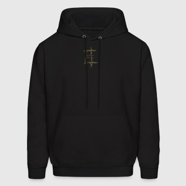 Creed - Sketch Collection - Men's Hoodie