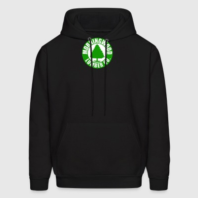 Morning Wood - Men's Hoodie