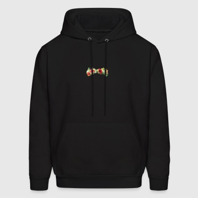 Rose Bush - Men's Hoodie