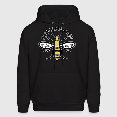 Bee of Manchester - Men's Hoodie