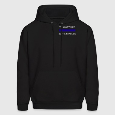 To Most This is TEW T-Shirts - Men's Hoodie