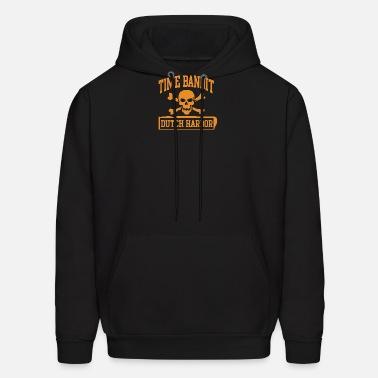 Time Bandit /'DUTCH HARBOR/' Hoodie New Men/'s Longsleeve Hoodie Size S to 3XL