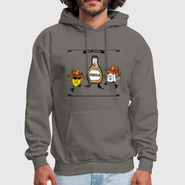 Tequila Best Friends Forever - Men's Hoodie
