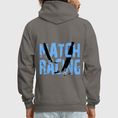 Match Racing - Men's Hoodie