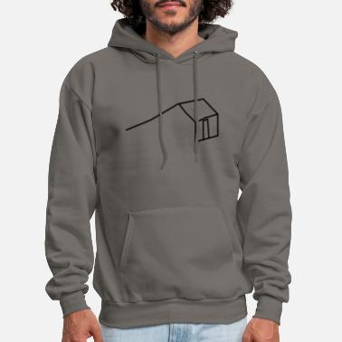 House Tiger House - Men's Hoodie