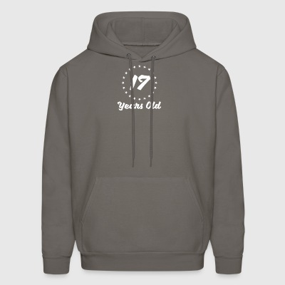 17 Years Old - Men's Hoodie