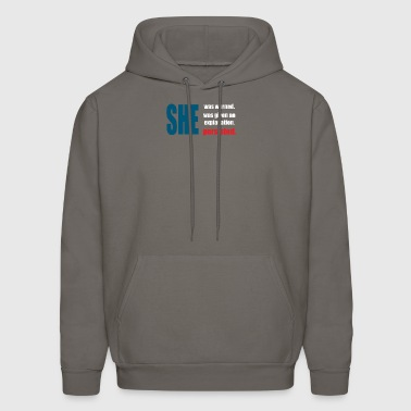 Never Persisted - Men's Hoodie