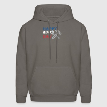 Happy Labor Day - Men's Hoodie