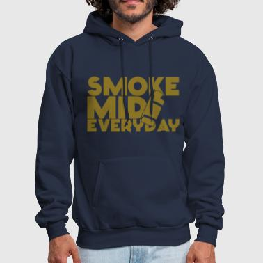 Everyday Smoke Mid Everyday CSGO LimitedEdition Gold Hoodie - Men's Hoodie