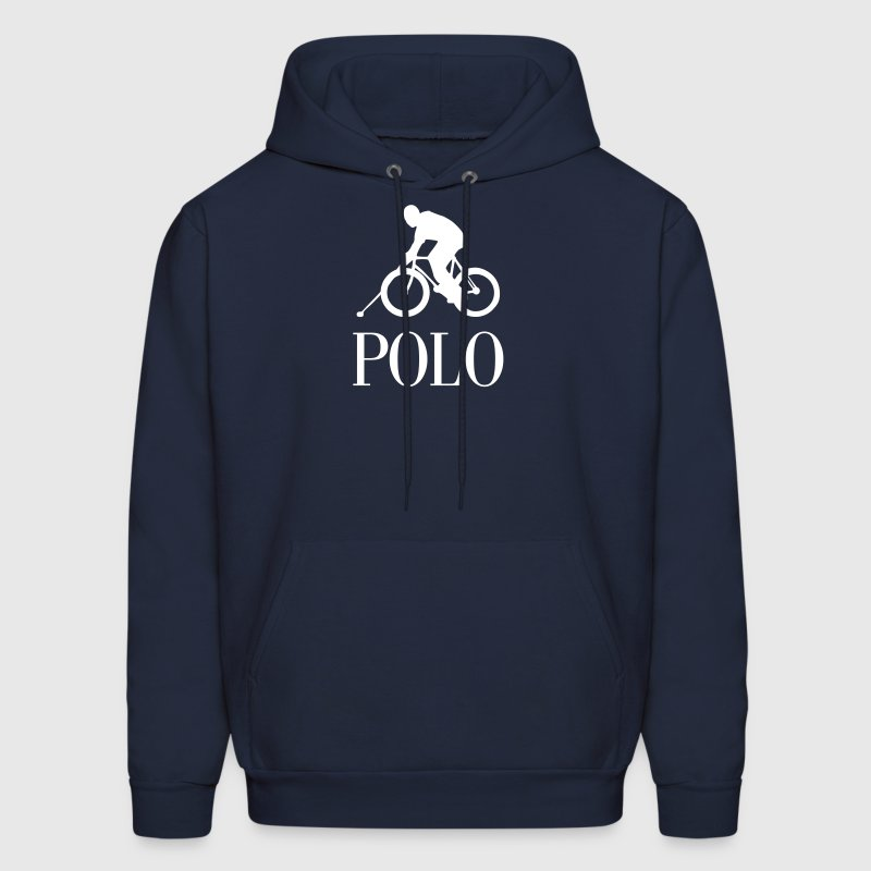 bike polo - Men's Hoodie