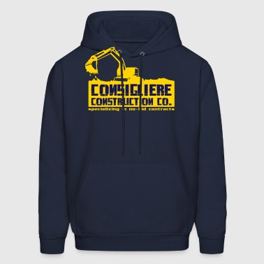 Consigliere Construction Co - Men's Hoodie