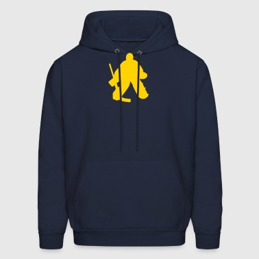 hockey goalie - Men's Hoodie