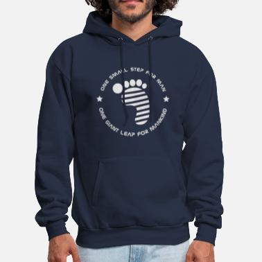 Armstrong NEIL ARMSTRONG TRIBUTE - Men's Hoodie