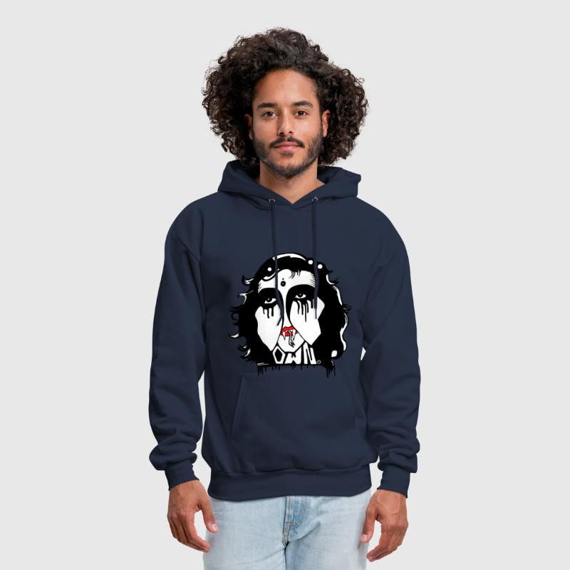 ONE WEIRD NATION CLOTHING EST. MMXII  - Men's Hoodie