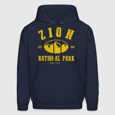 Zion National Park - Men's Hoodie