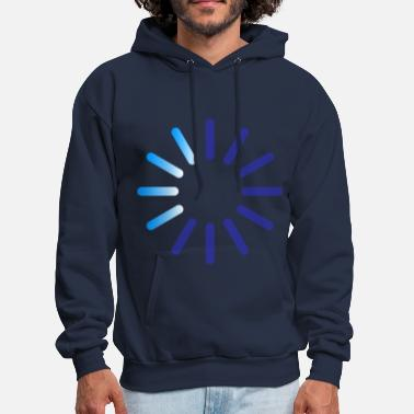 Download Loading Icon (dd)++ - Men's Hoodie