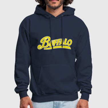 Buffalo Throwback - Men's Hoodie