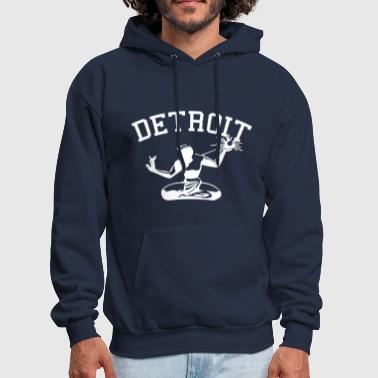 Spirit of Detroit - Men's Hoodie