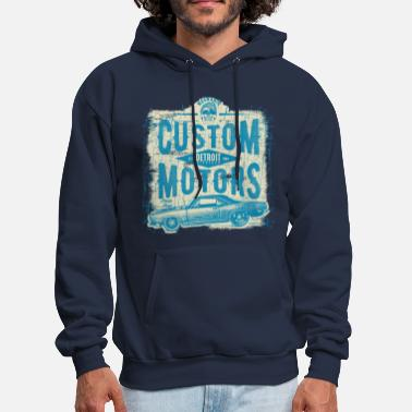 Motor Detroit Customs - Men's Hoodie