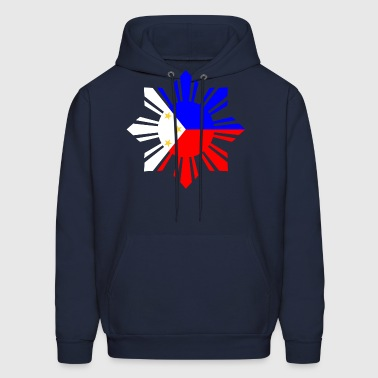 Philippines Flag - Men's Hoodie