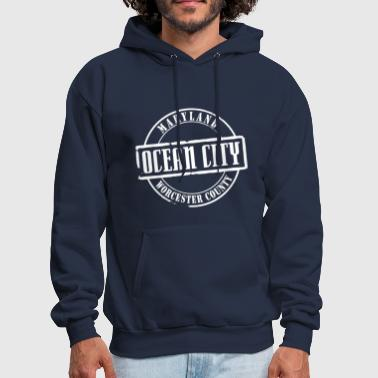 Ocean Ocean City Title B - Men's Hoodie
