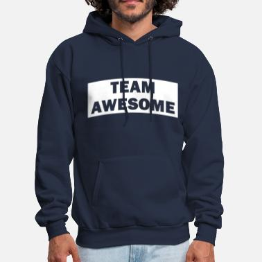 Team Awesome Team Awesome - Men's Hoodie