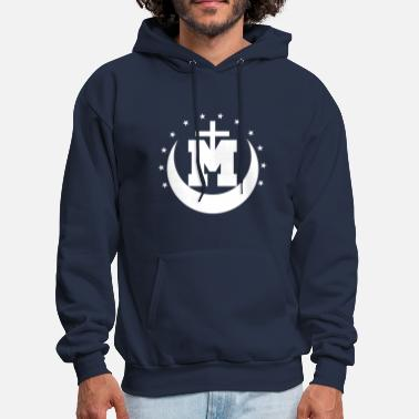 Catholic Mediatrix - Men's Hoodie