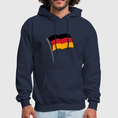 Germany Flag Flag - Germany - Men's Hoodie