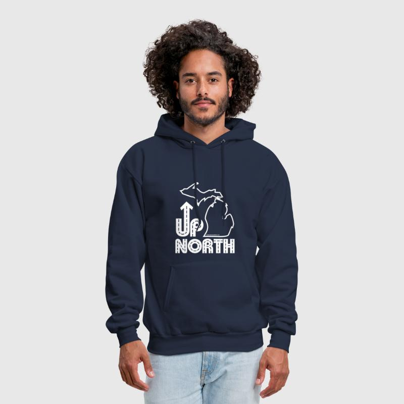 Toddlers: Up North T-Shirt - Men's Hoodie