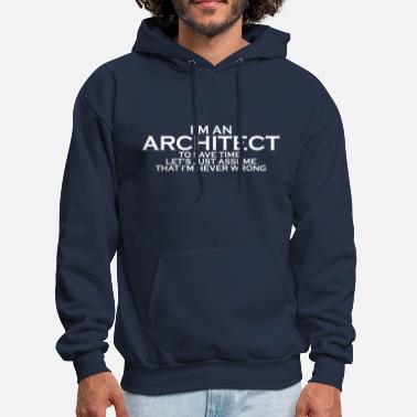 Architect ARCHITECT - Men's Hoodie