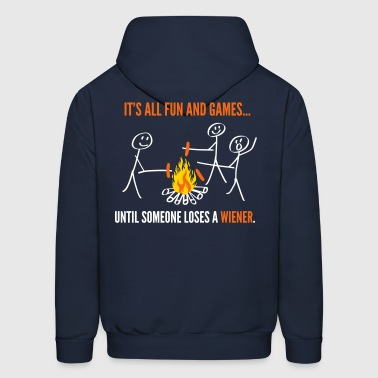 It's all Fun and Games - Men's Hoodie
