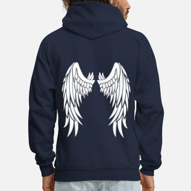 Angel's Wings Angel Wings - Men's Hoodie