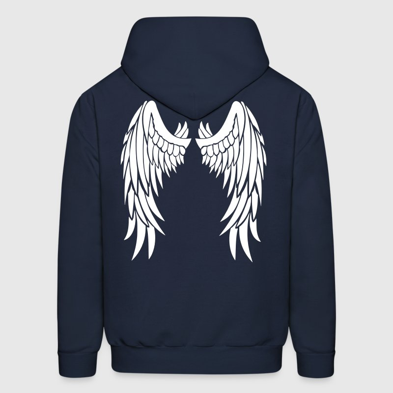Angel Wings - Men's Hoodie