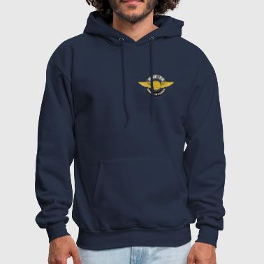 HSC-26 U.S. Navy Search and Rescue Swimmer Logo - Men's Hoodie