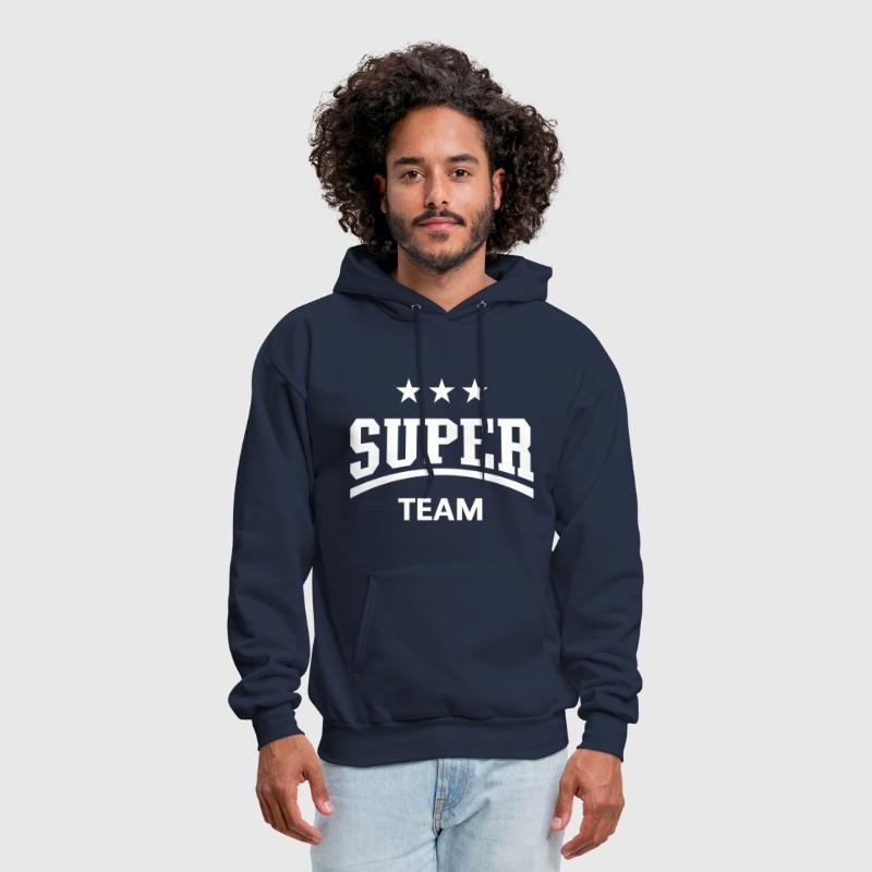 Super Team - Men's Hoodie