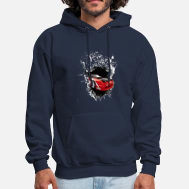 Racing-car racing car - Men's Hoodie