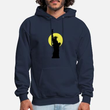 Travel liberty - Men's Hoodie
