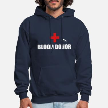 Blood Donor Blood Donor - Men's Hoodie